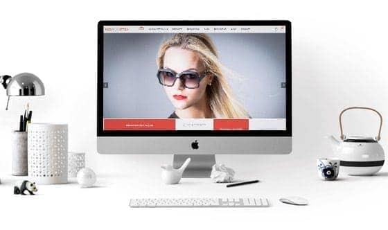 sito nuova ottica lux