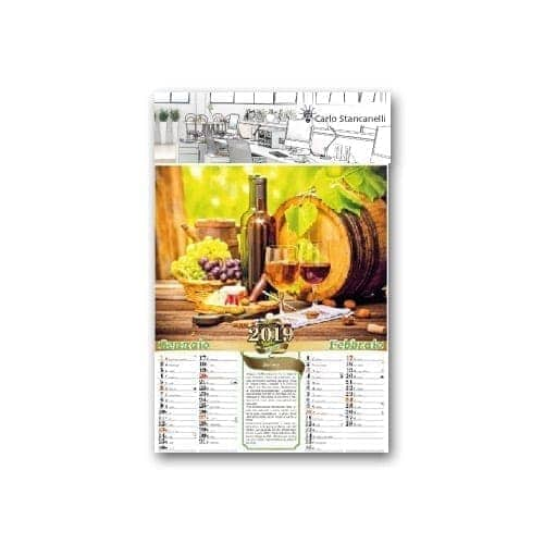calendario vino bimestre 2019