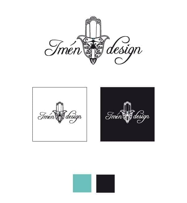imen design studio logo