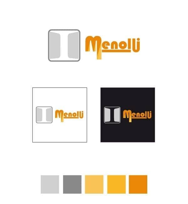menolli studio logo