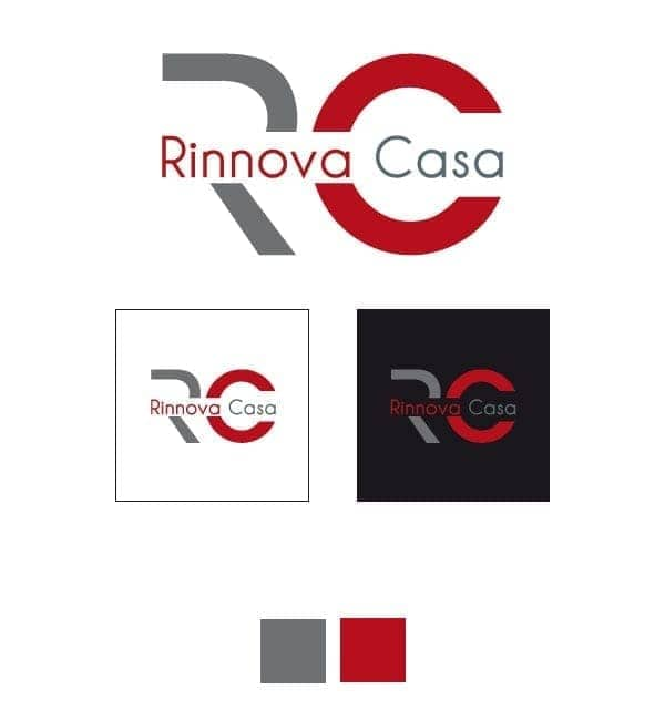 rinnova casa studio logo