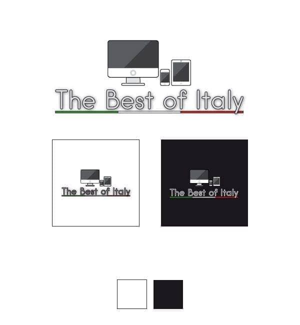the best italy studio logo