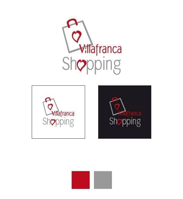 villarfranca shopping studio logo