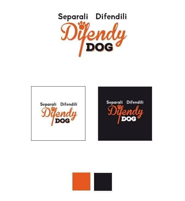 difendy dog logo