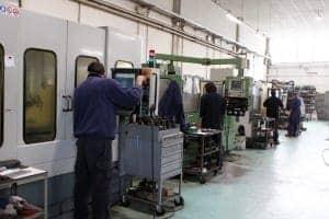 costruzione stampi elettroerosione