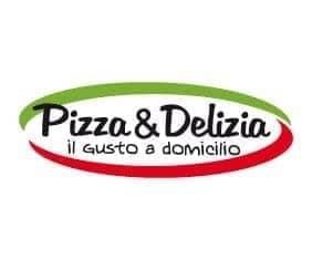 Pieghevoli pizzeria d'asporto Pizza & Delizia