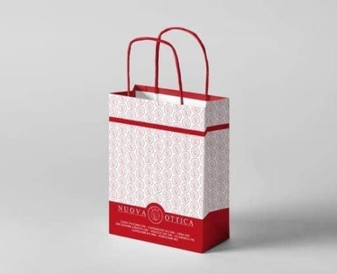Shopping Bag Nuova Ottica Lux