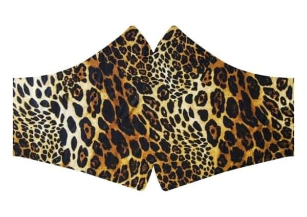 Mascherine Leopardate